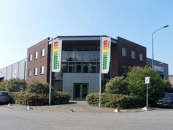Productiehal met kantoren in Oudewater