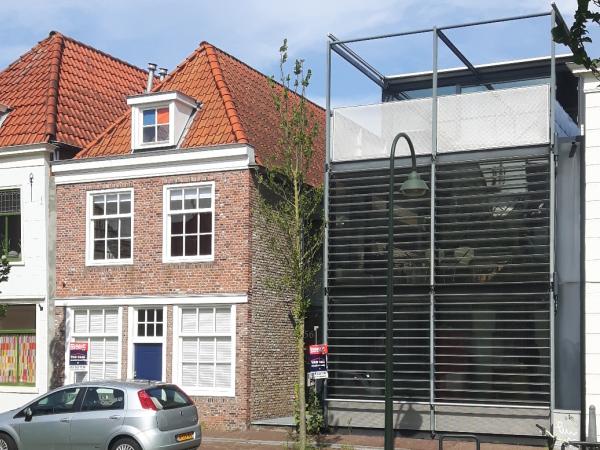 Bijzondere combinatie in Delft