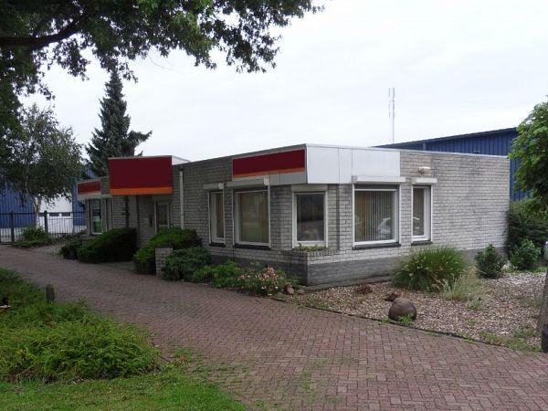 Kantoorgebouw in Terheijden