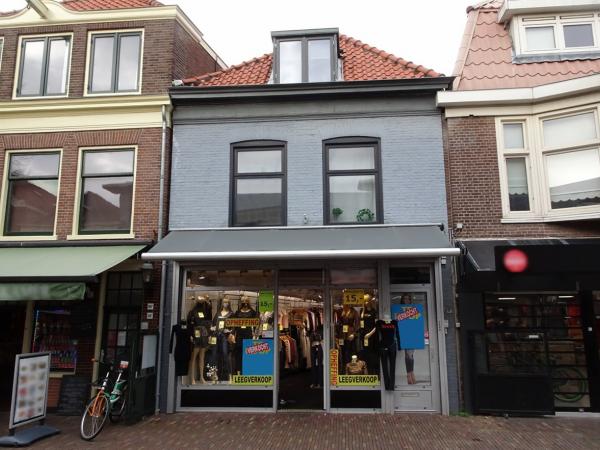 WInkel in Alkmaar