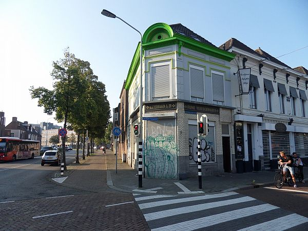 Beleggingspand in Breda met Energielabel