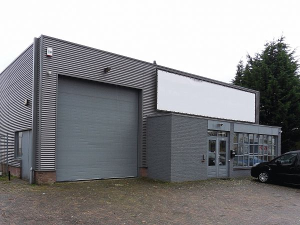Showroom in Raamsdonksveer
